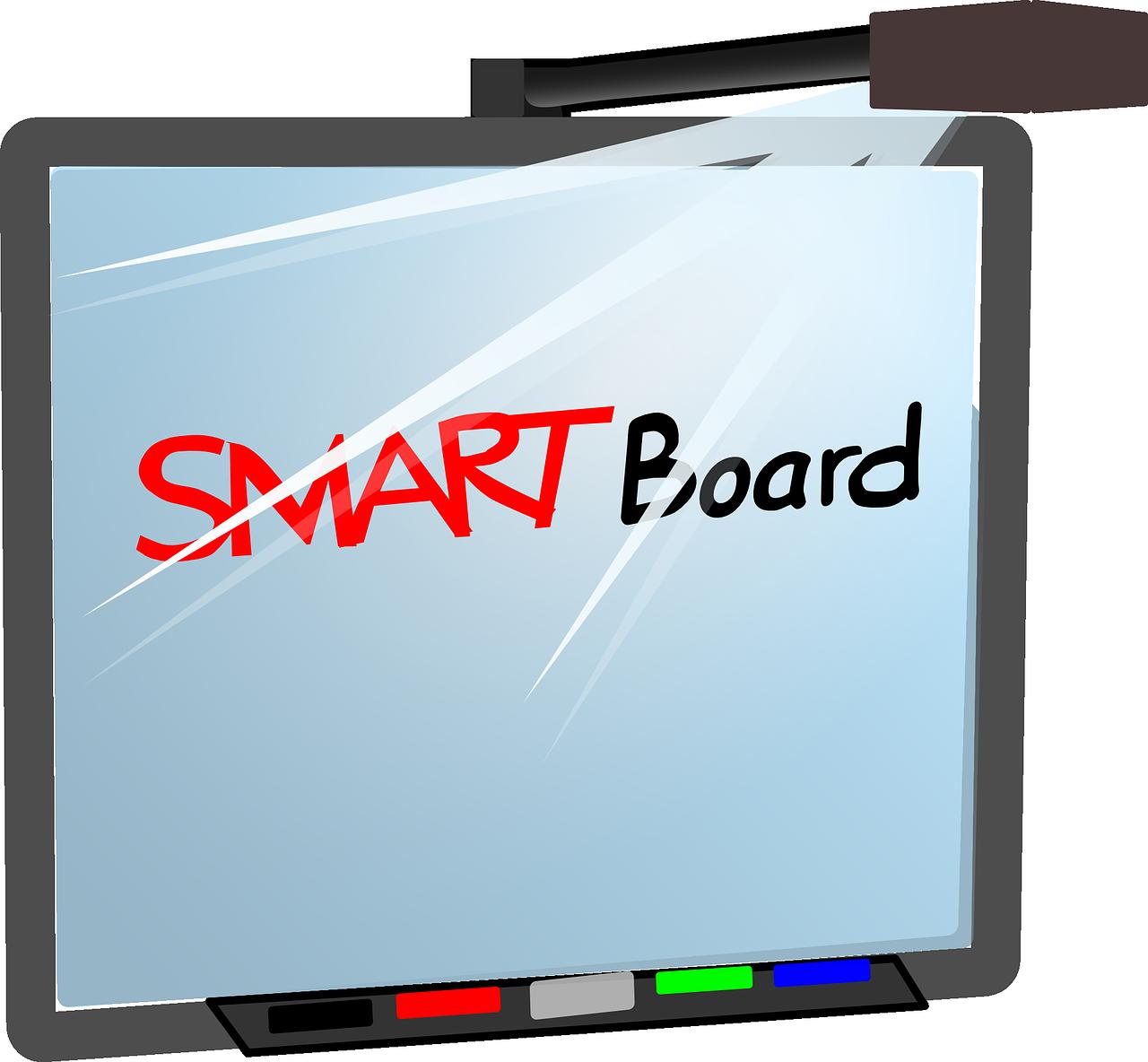 Interkatiivne tahvel SMART õppetöös (MHK)